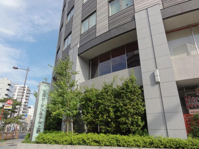 Mitsui Garden Hotel Ueno Koikedesign Group